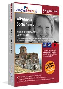 Albanischlernen für Anfänger
