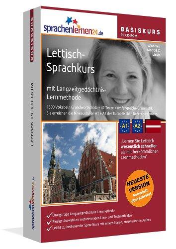Lettisch lernen für Anfänger