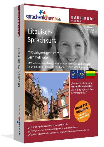 Litauisch lernen für Anfänger