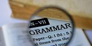 Englisch lernen - Wortendung